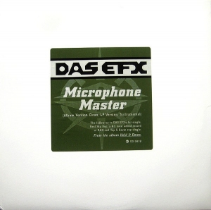 LP Das EFX - Microphone Master Single Importado