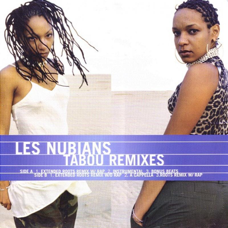 LP Les Nubians - Tabou Remixes Single Importado