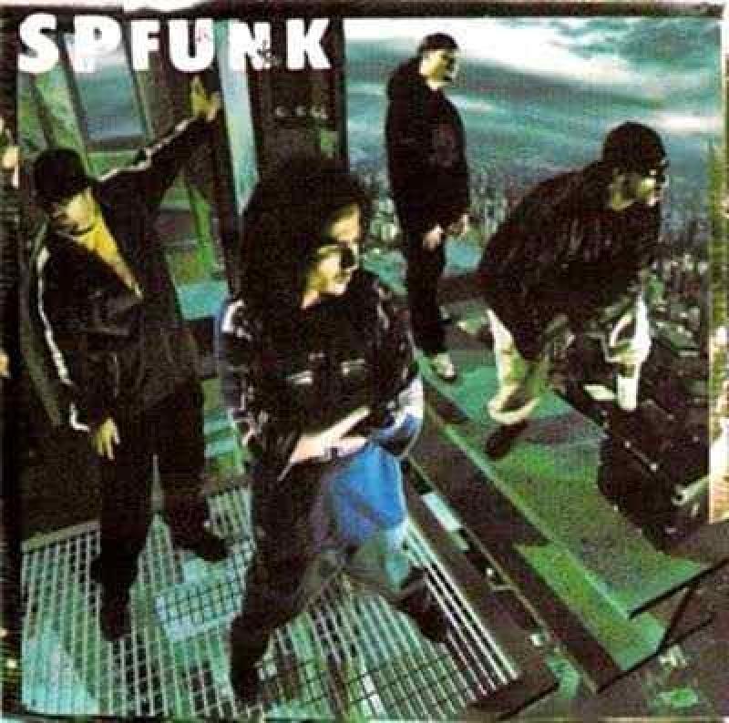 SP FUNK - O Lado B do Hip Hop (2001) raro
