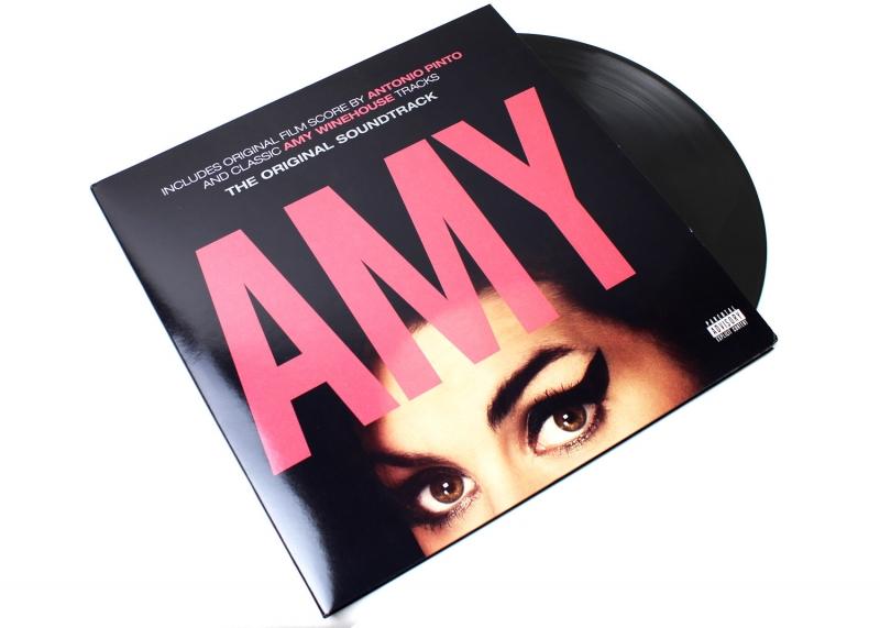 LP Amy Winehouse - 2 Lps Amy 2016 Vinil Importado Trilha Sonora Lacrado