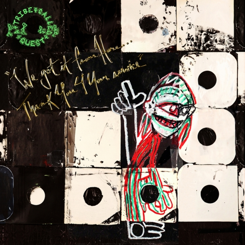 A Tribe Called Quest - We Got It Rom Here CD Importado
