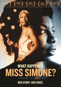 Nina Simone - What Happened Miss Simone  (DVD)