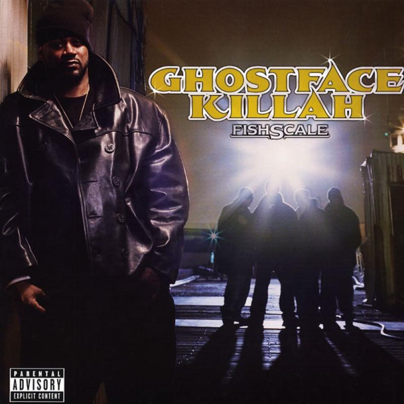 LP Ghostface Killah - Fishscale Duplo Importado Lacrado