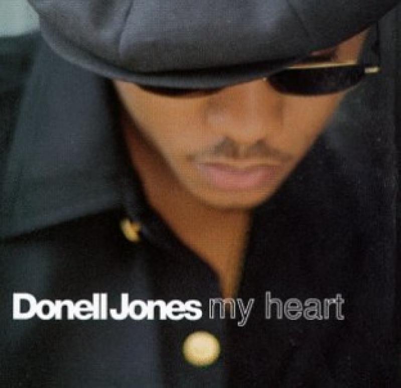 LP Donell Jones - My Heart VINYL Duplo IMPORTADO
