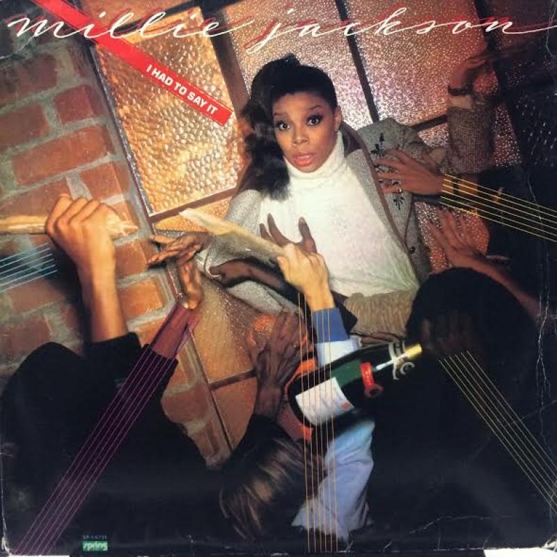 LP Millie Jackson - I Had To Say It Vinyl Importado