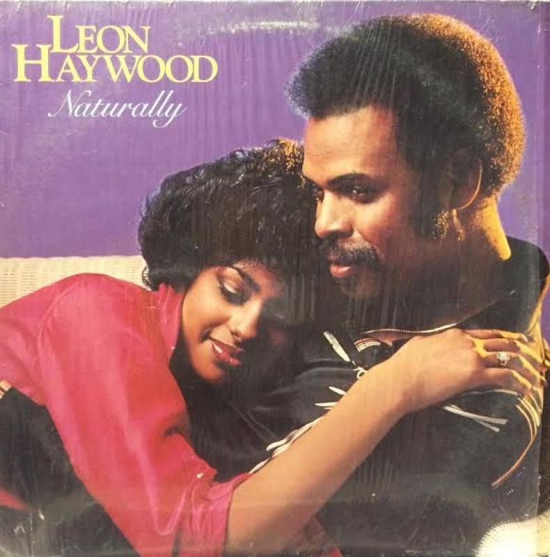 LP Leon Haywood - Dont Push It Dont Force It VINYL