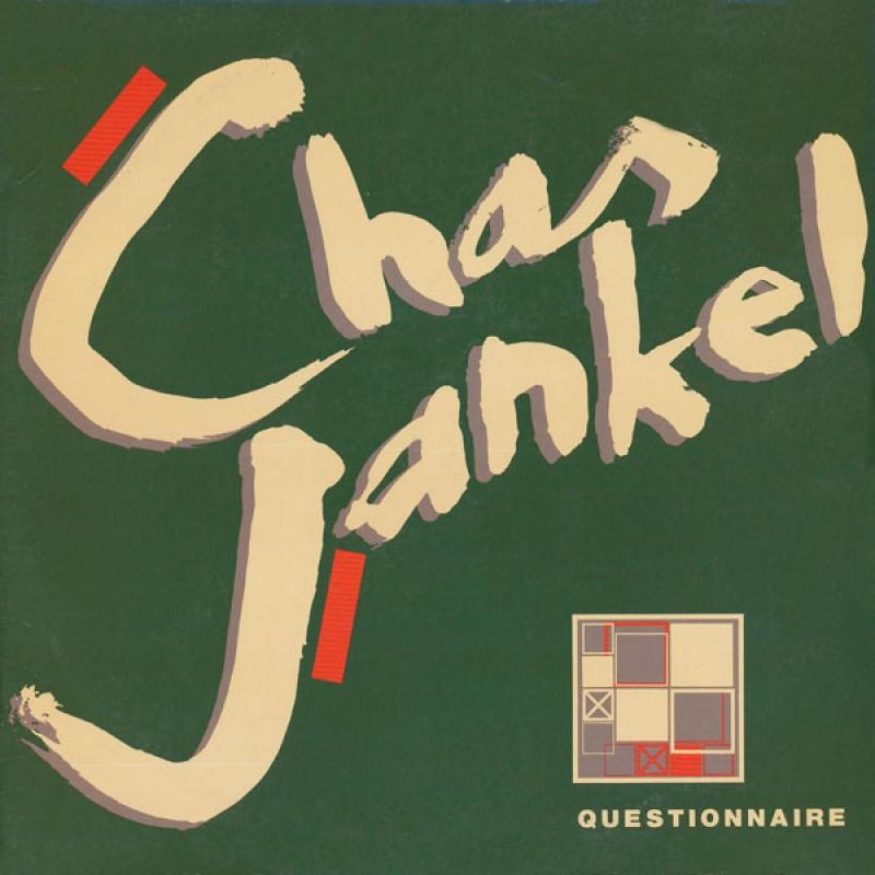 LP Chas Jankel - Questionnaire Vinyl Importado