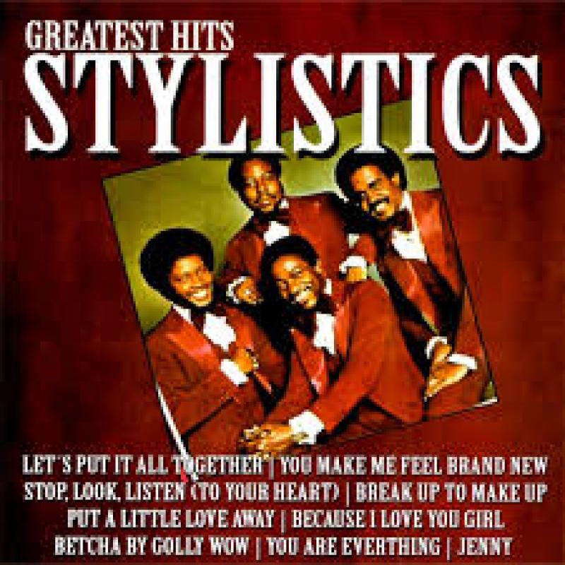 The Stylistics - Greatest Hits ( CD )