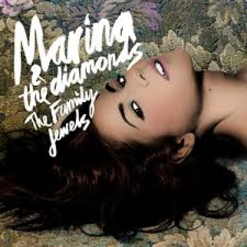 Marina and the Diamonds - The Family Jewels  (CD)