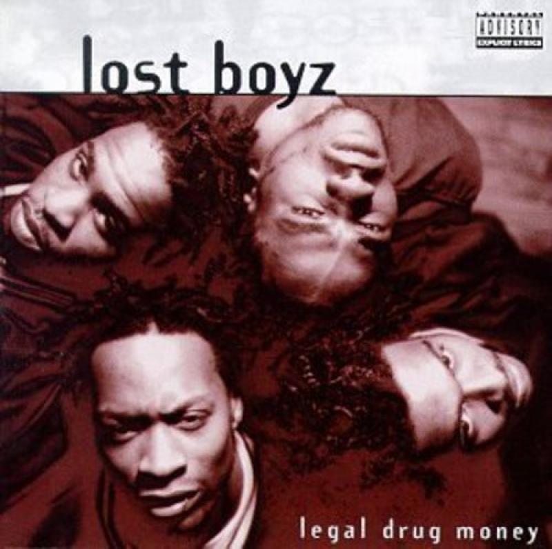 Lost Boyz - Legal Drug Money (CD)
