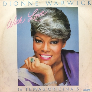 LP Dionne Wareick - With Love ( Vinyl )