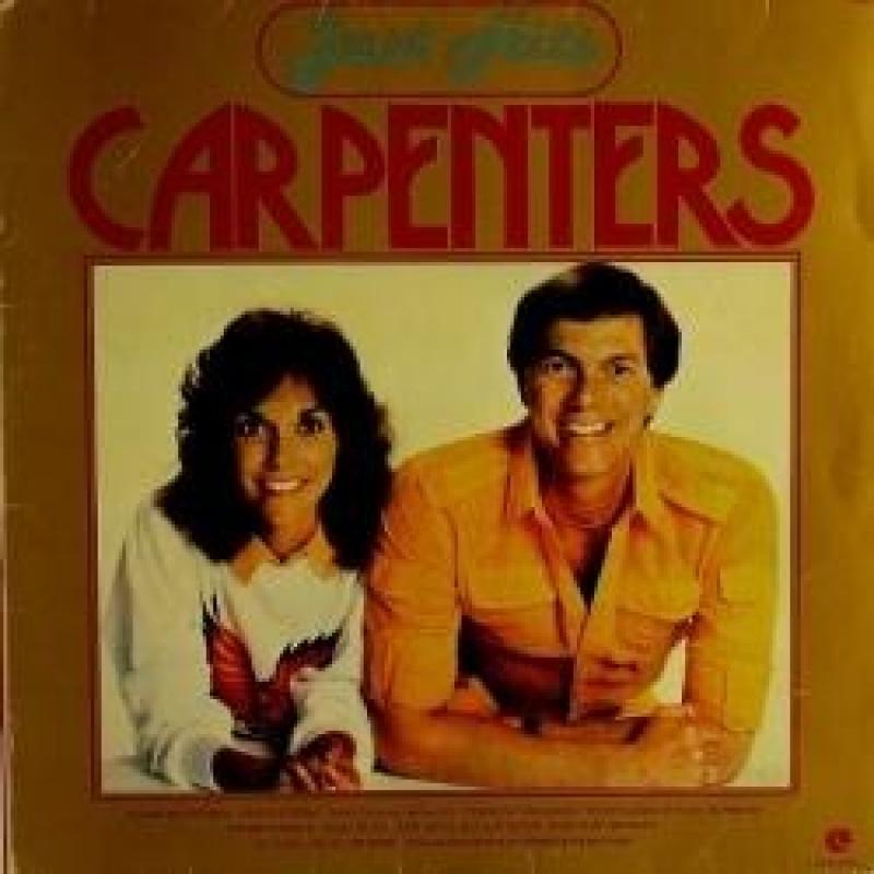 LP Carpenters - Just Hits ( Vinyl )