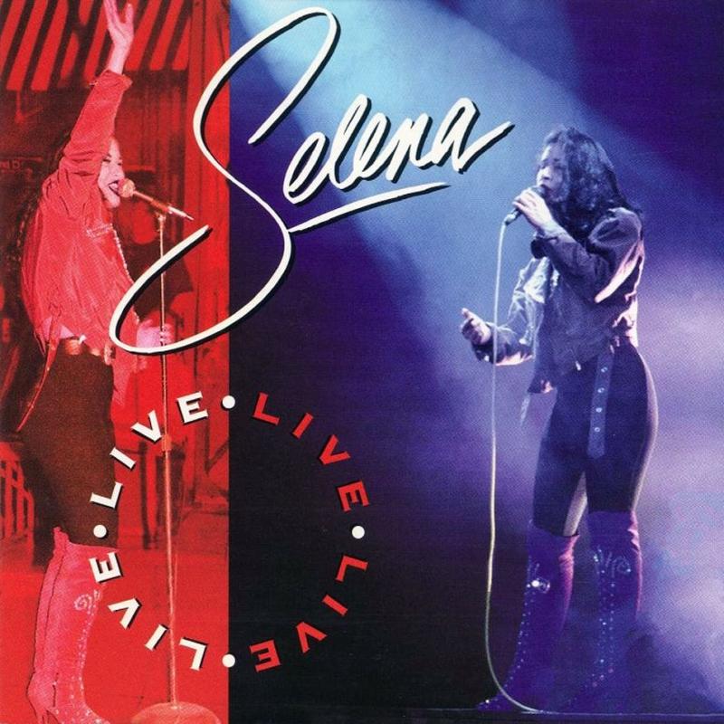 Selena - Live CD Importado (CD)