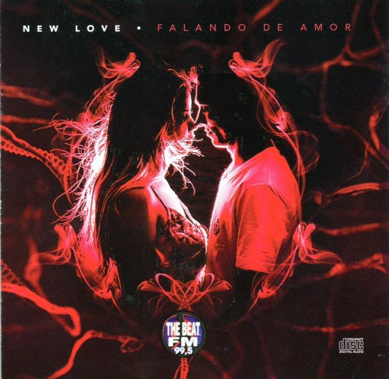 New Love - Falando De Amor  (CD)