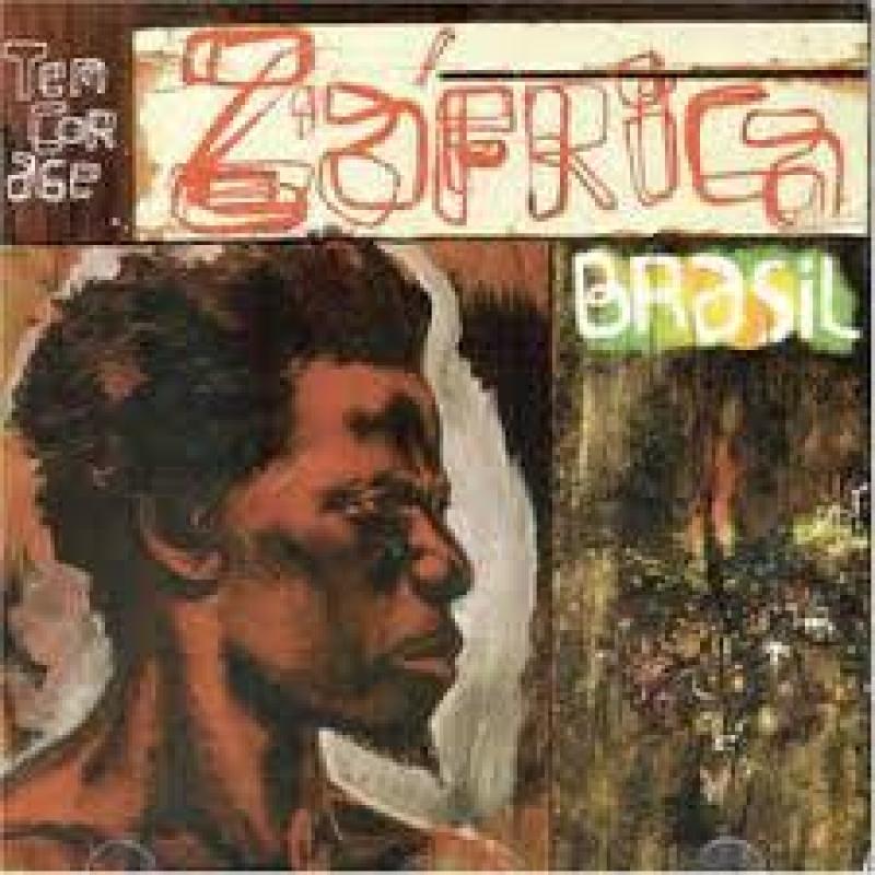 Zafrica Brasil - Tem Cor Age (CD)