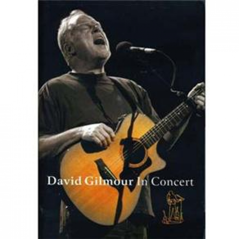 David Gilmour - In Concert (DVD)