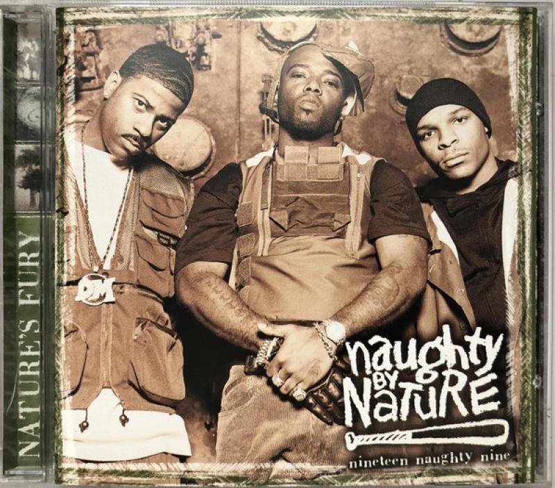 Naughty By Nature - Nineteen Naughty Nine Nature s Fury (CD)