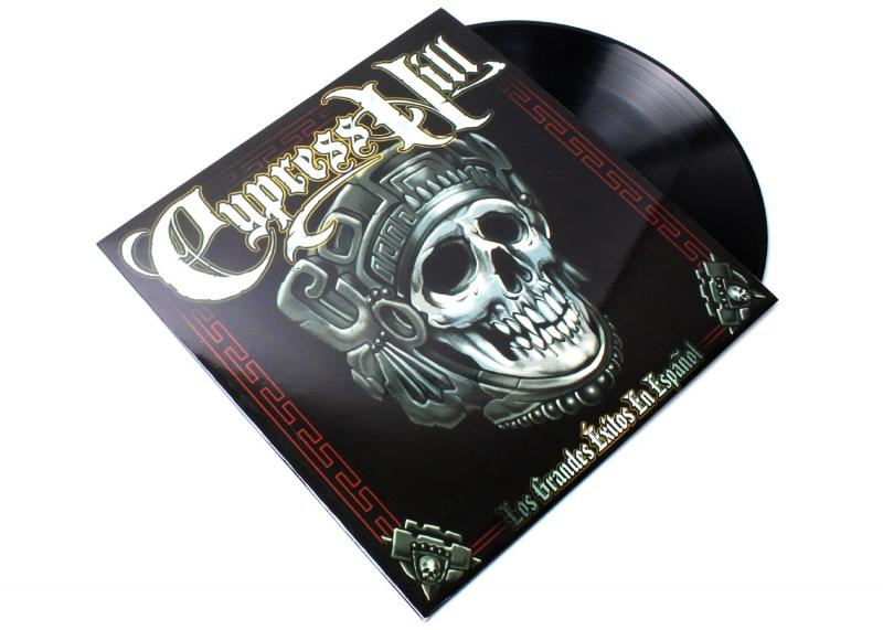 LP Cypress Hill - Los Grandes Exitos En Espanol Vinyl IMPORTADO