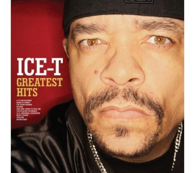 LP Ice-T - Greatest Hits Vinyl IMPORTADO (LACRADO)
