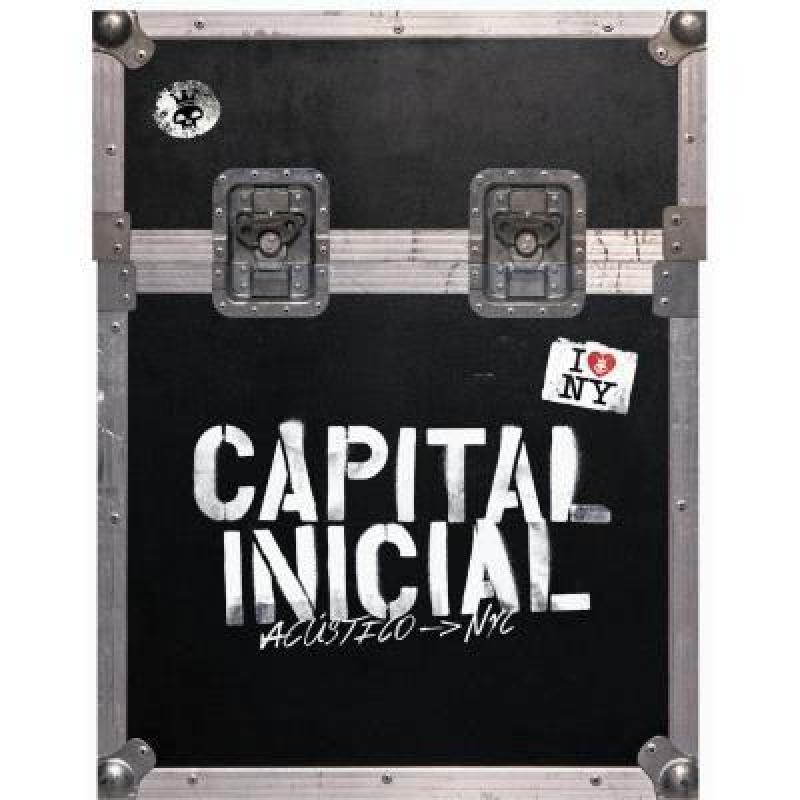 BOX Capital Inicial Acustico Nyc DVD+2CDS (LACRADO)