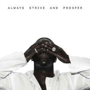 LP Asap Ferg - Always Strive And Prosper Vinyl White Importado