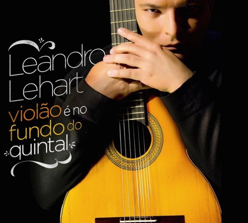 Leandro Lehart – Violao e no Fundo do Quintal (CD)