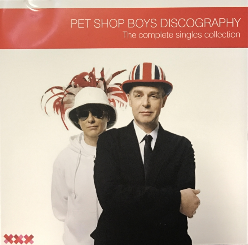 Pet Shop Boys - discography The Complete Singles Collection  (CD)