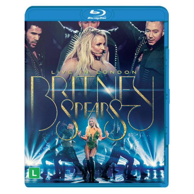 Britney Spears - Live in London (Blu-Ray)