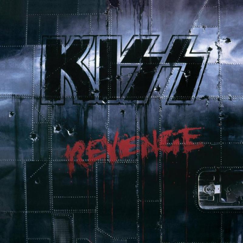 LP Kiss - Revenge Importado Lacrado 180 Gramas