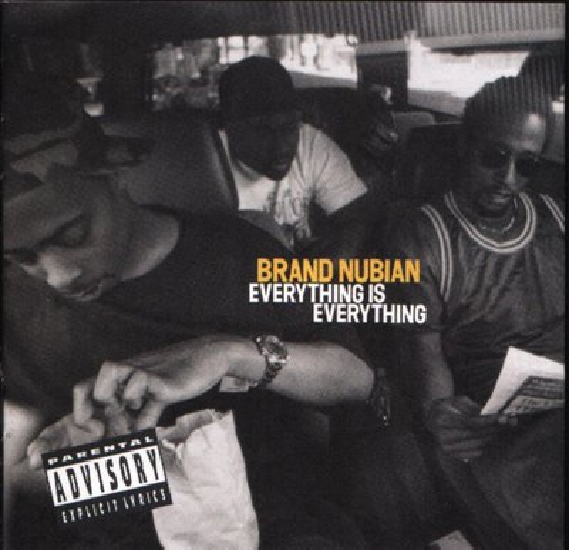 Brand Nubian - Everything Is Everything (CD)