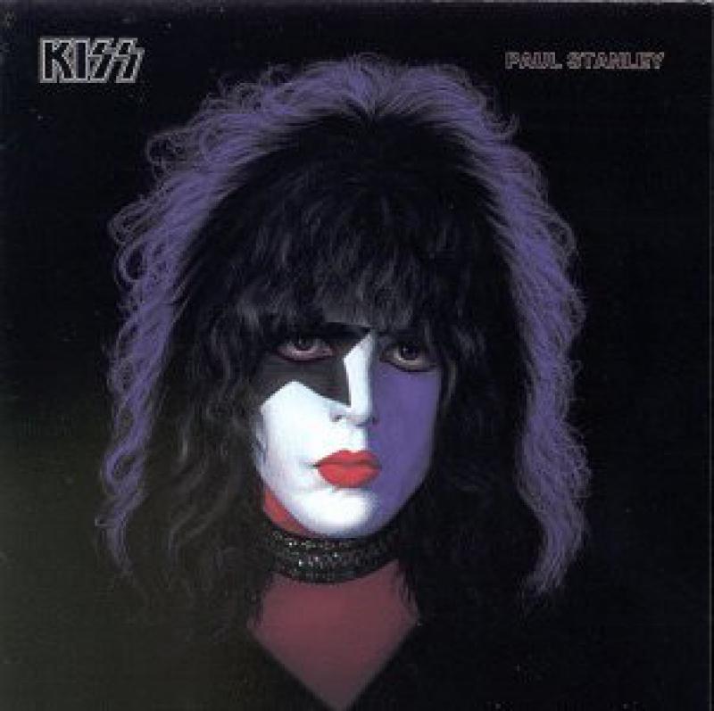LP Kiss - Paul Stanley Vinyl Importado Lacrado 180 Gramas