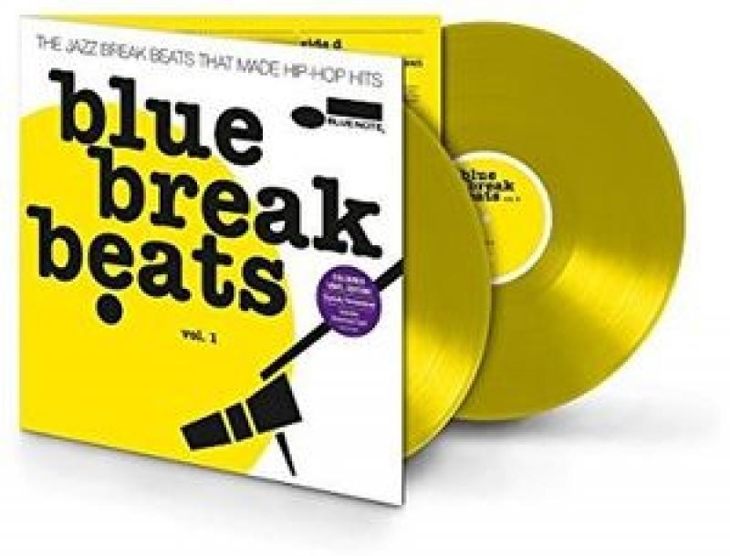 LP Blue Break Beats - Volume Three VINYL AMARELO IMPORTADO (LACRADO)
