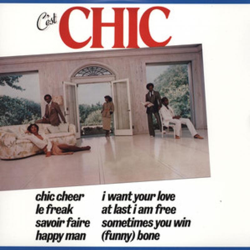 LP Chic - Cest Chic Lacrado Importado (Vinyl)