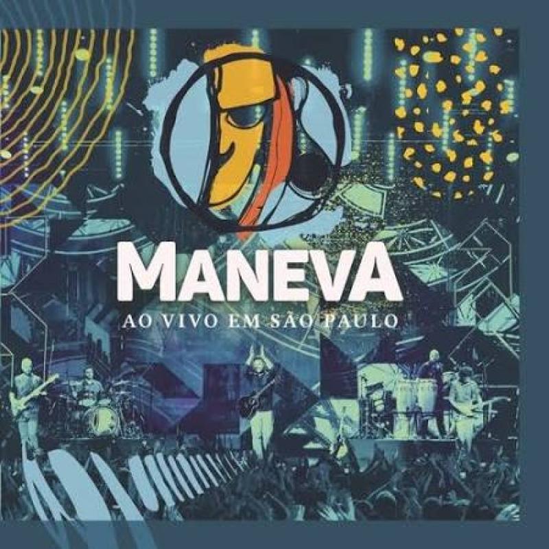 Maneva - Ao Vivo Em Sao Paulo CD
