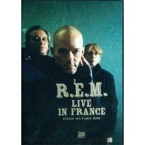 DVD R.E.M LIVE IN FRANCE DVD