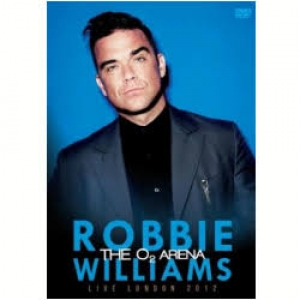Robbie Willians The O2 Arena - Live London 2012 (DVD)