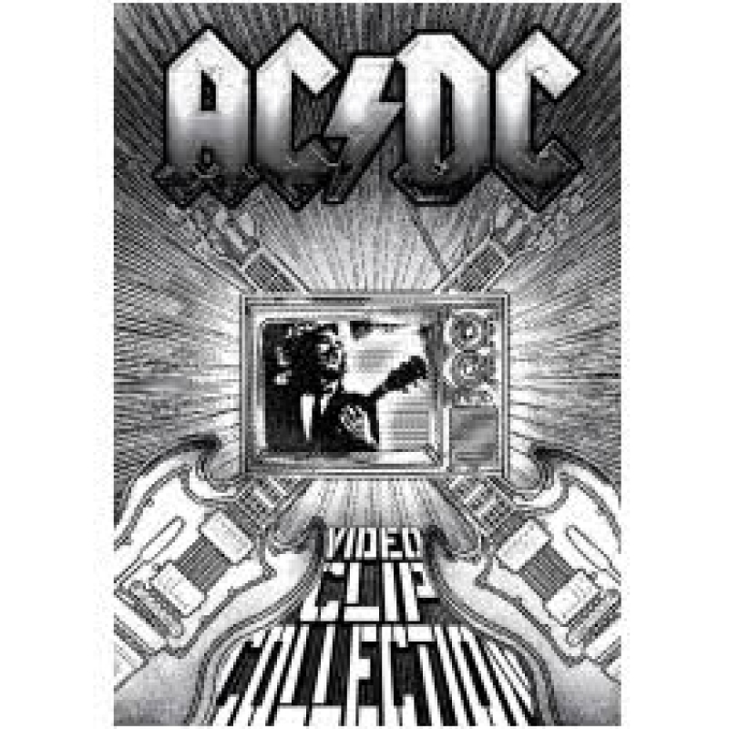 AC/DC - Video Clip Collection - DVD