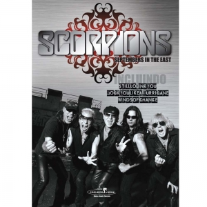 Scorpions - Septembers In The East (DVD)