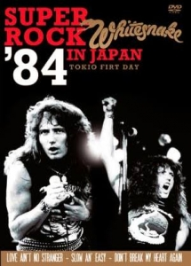 Whitesnake - Super Rock 84 In Japan (DVD)