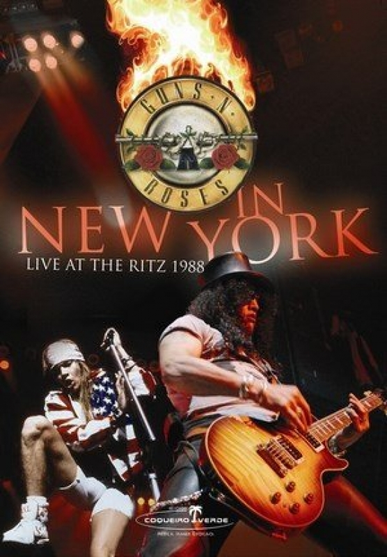 Guns N Roses - In New York Live At The Ritz 1988 (DVD)