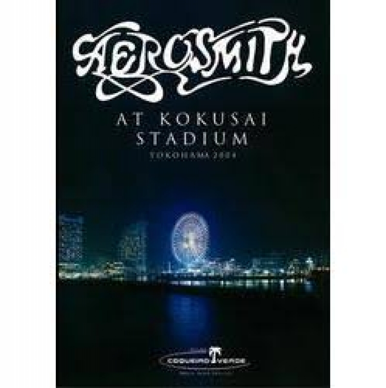 Aerosmith - At Kokusai Stadium - DVD