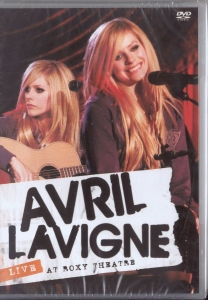 Avril Lavigne - Live At Roxy Theatre (DVD)