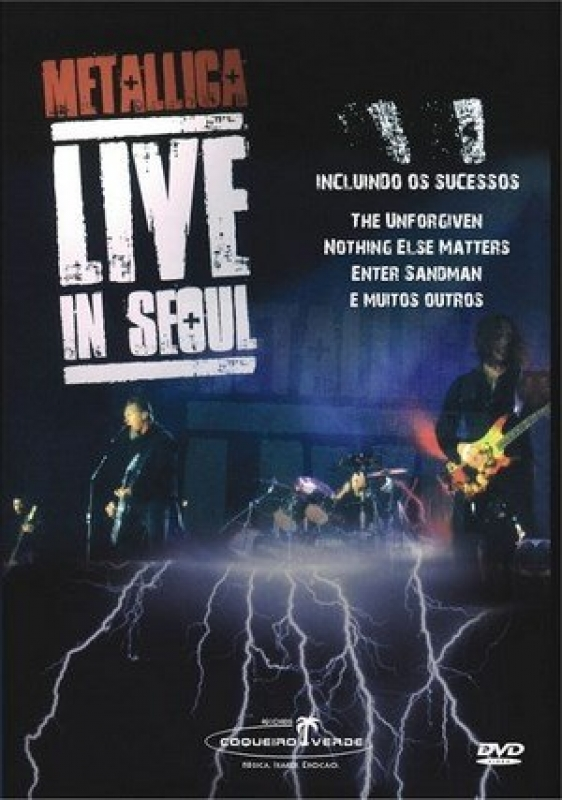 Metallica - Live In Seoul (DVD)