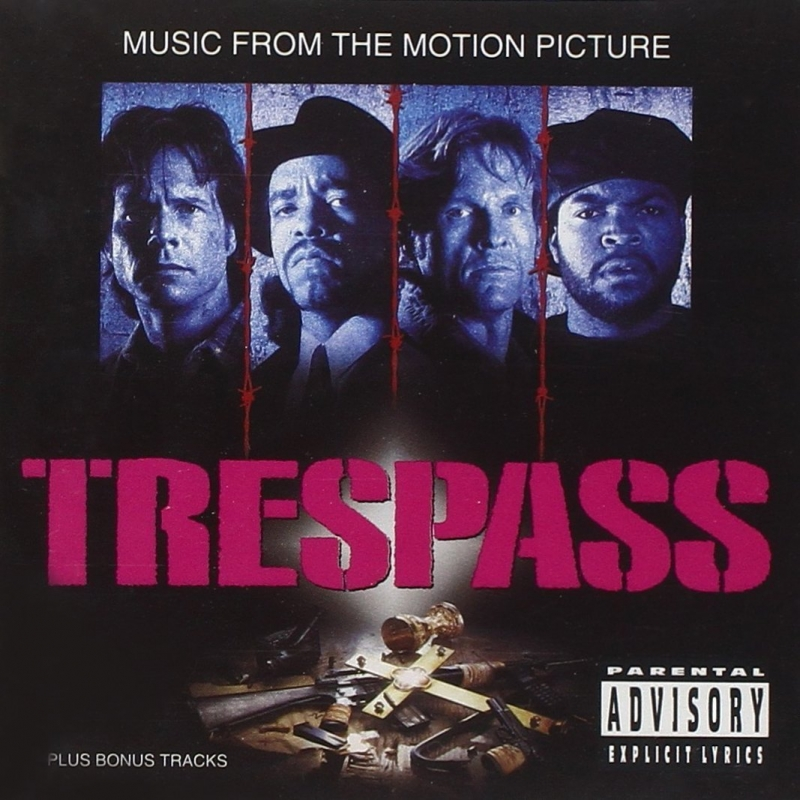 Trespass - Music  The Motion Picture (CD)