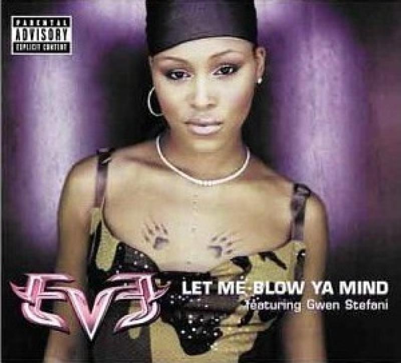 Ruff Ryders - Interscope Eve Let Me Blow Ya  Mind CD Single Importado