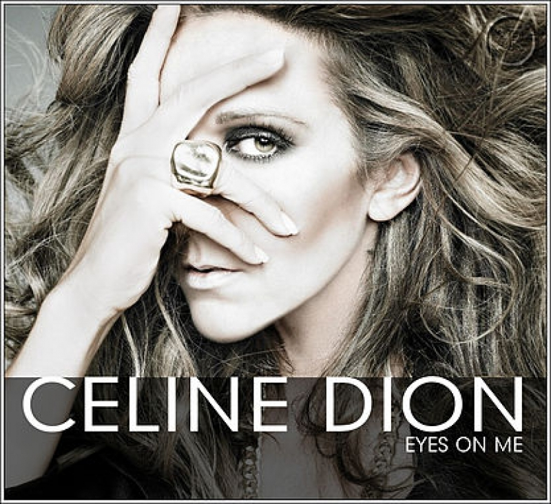 Celine Dion - Eyes On Me CD Single Importado