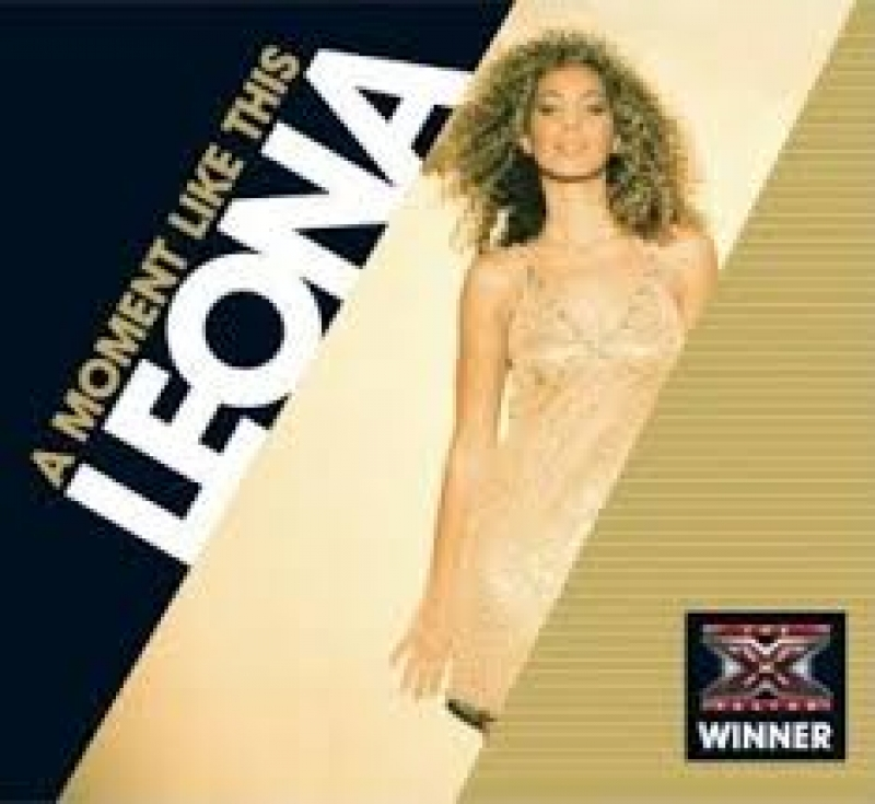 Leona Lewis - A Moment Like This ( Cd Single Importado)