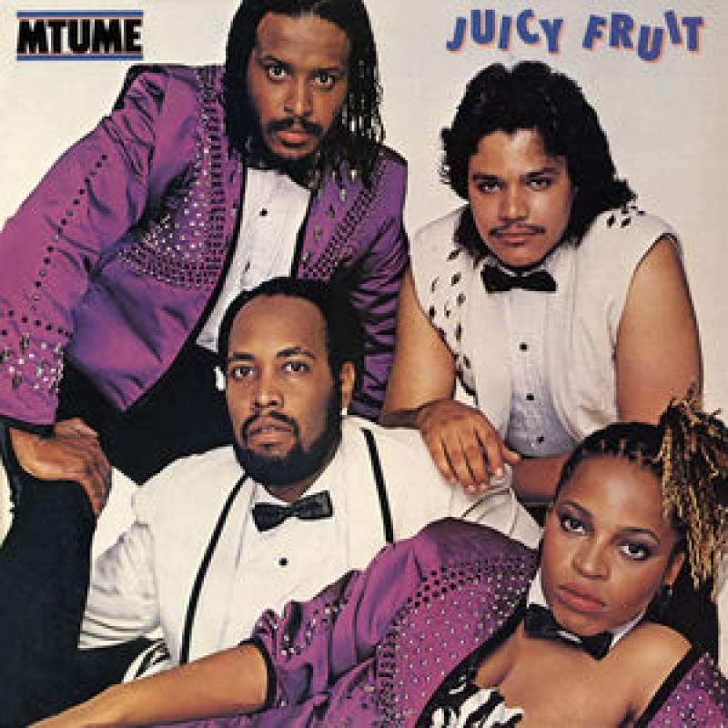 Mtume - Juicy Fruit EXPANDED VERSION IMPORTADO (CD)