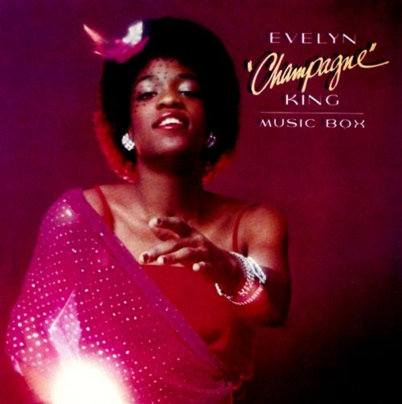 Evelyn Champagne - King Music Box Cd Importado
