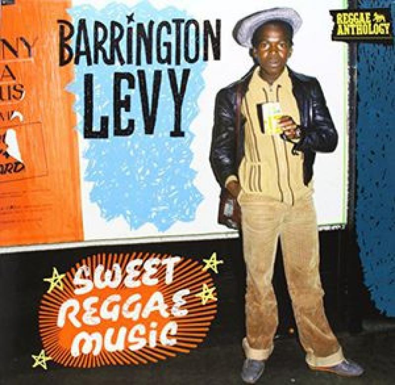 LP Barrington Levy - Sweet Reggae Music VINYL IMPORTADO (LACRADO)
